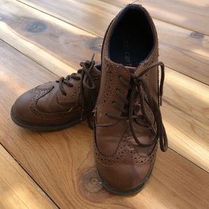 Other - Boys Brown Oxfords